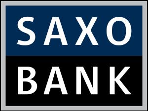 Saxo Bank лого