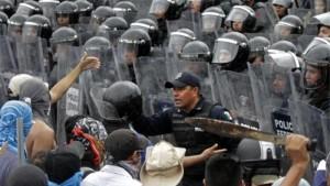Забастовка в Акапулько