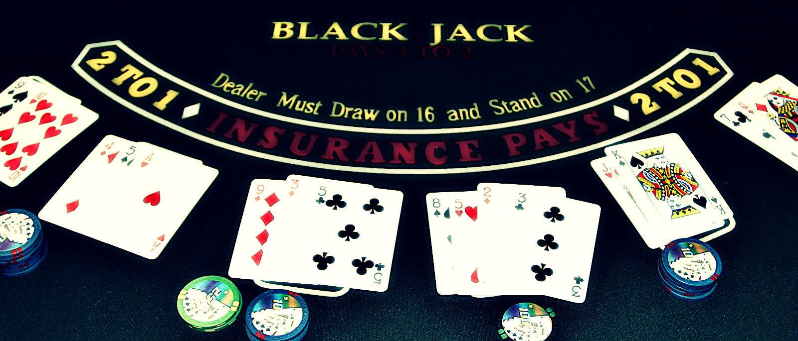 Азартная игра блекджек