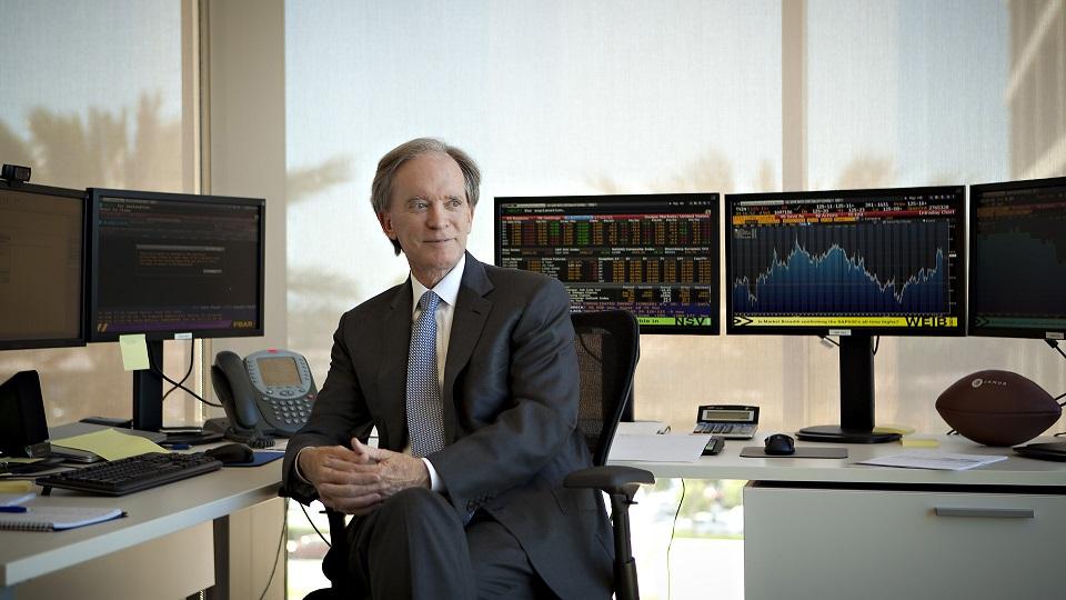 Директор крупнейшей инвестиционной компании PIMCO Билл Гросс