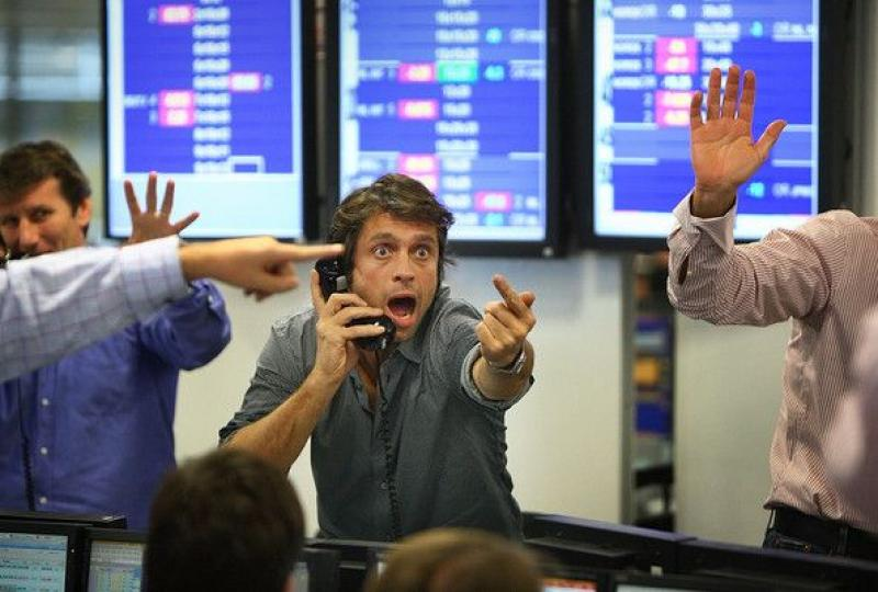 эмоции трейдера на рынке