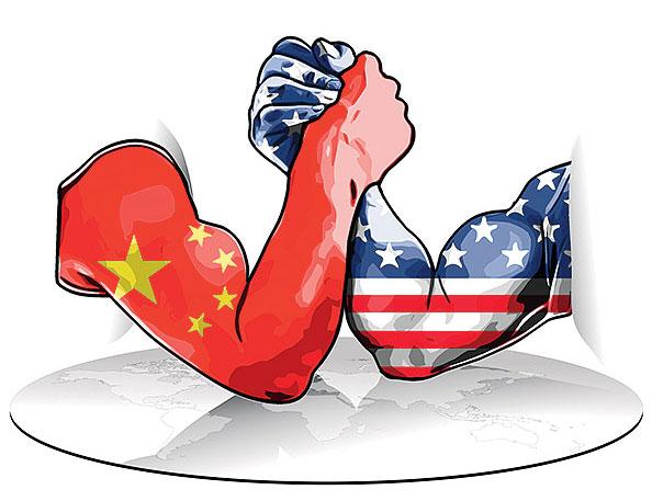 Китай и его влияние на экономику США