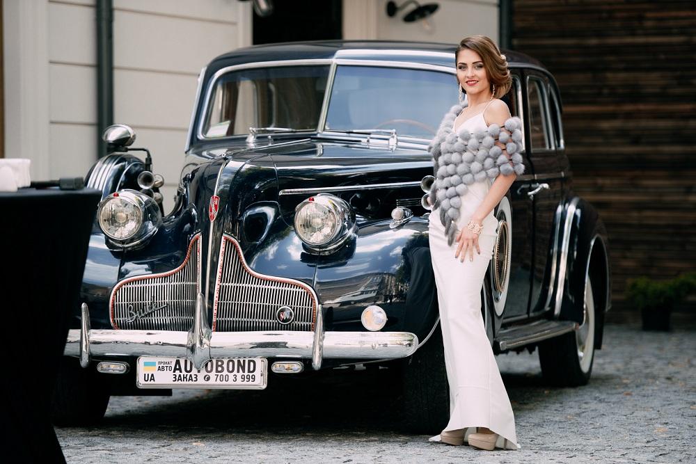 Руслана Орленко, ведущая Odessa Fashion Chanel, на открытии отеля