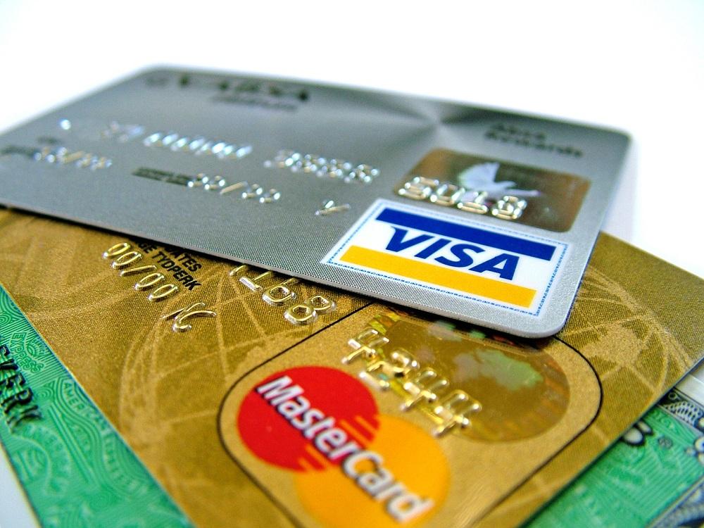 Банковские карты MasterCard/Visa