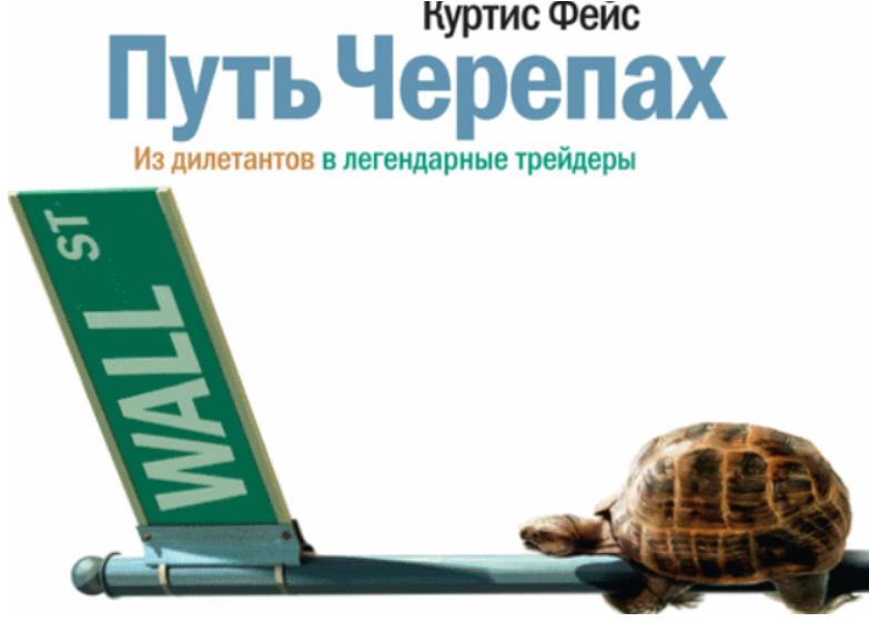 Обзор книги Куртиса Фейса «Путь черепах»
